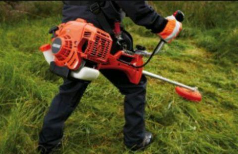 koszenie trawy trawników przycinanie krzakow sprzątanie garaży piwnic