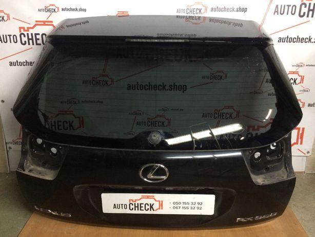 Разборка Lexus RX 300/330/350 ляда, дверь, фонарь, спойлер, стекло
