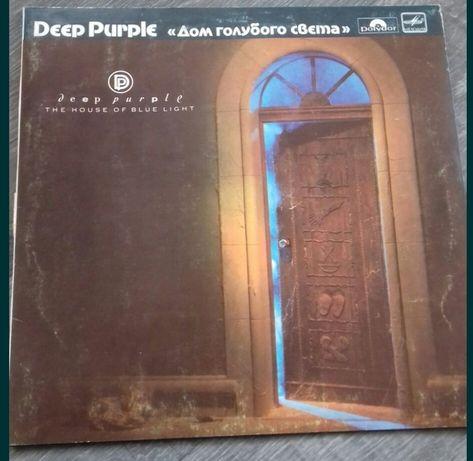 Deep  purple винил