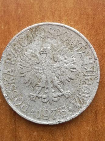 Moneta 50 gr 1975 i inne