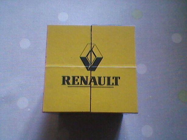 Renault kostka Rubika