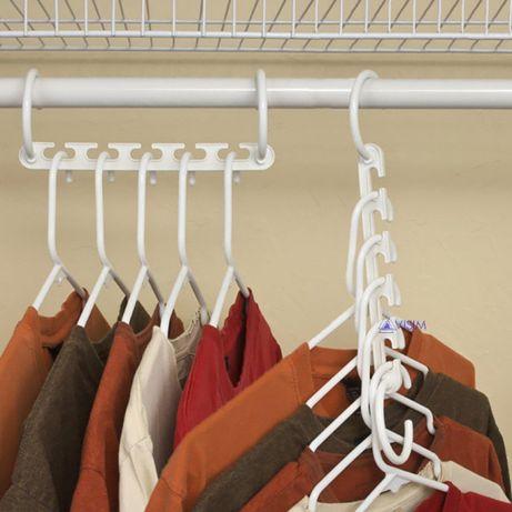Плечики органайзер для одежды Wonder Hanger чудо вешалка в наборе 8 шт