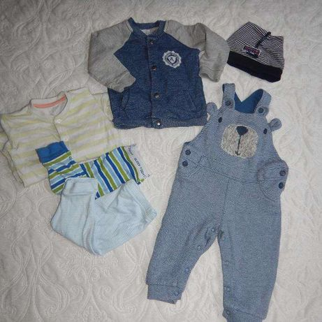25Mega paka zestaw ubranka dla niemowlaka chłopca chłopiec 6-9 74
