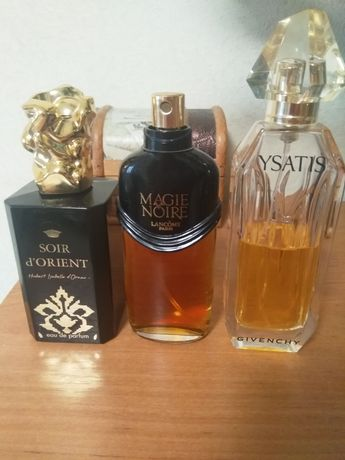 Magie Noire, Sisley,Givenchy