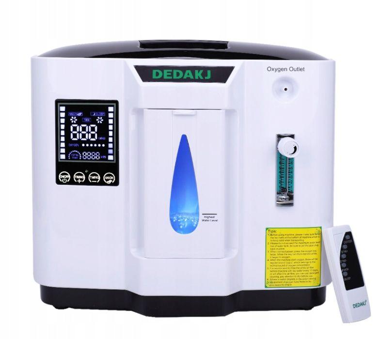 Koncentrator tlenu DEDAKJ DE-1A 1L-7L Lubartów - image 1