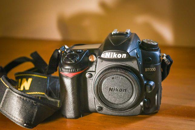 Nikon D7000 + akcesoria