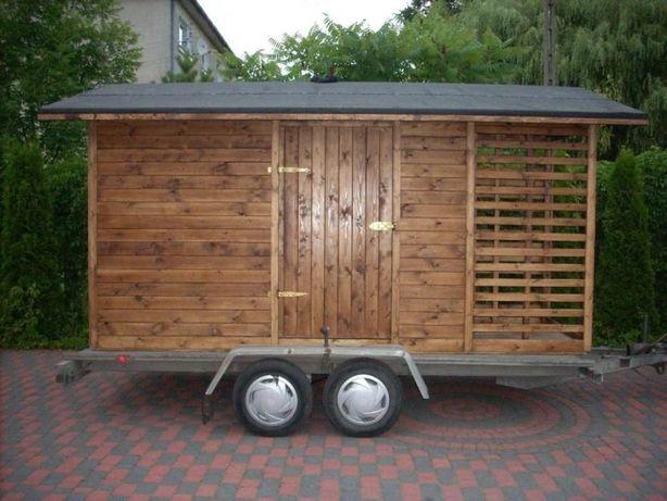sprzedam nowy domek ogrodowy o wym. 2.5m x 2.0m w cenie 3000zł