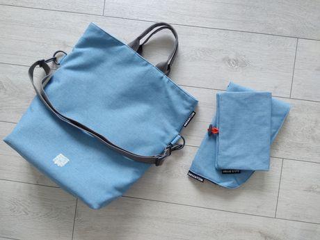 Greentom sky torba diaper bag do wózka limitowana limited