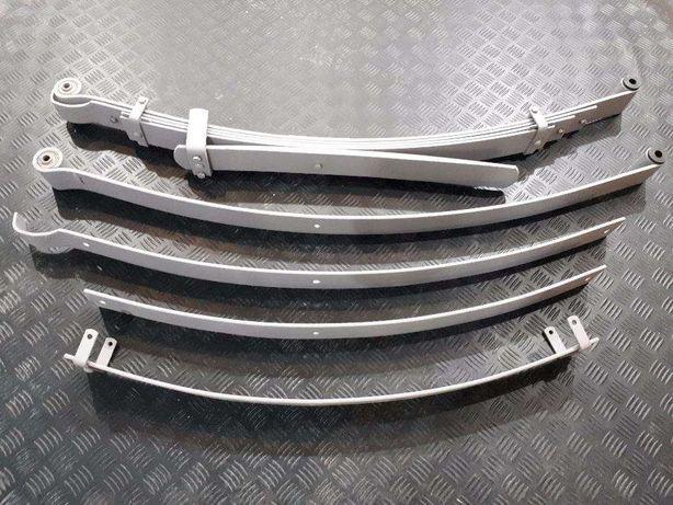 Третий и Четвертый лист рессоры на Mitsubishi L200 Митсубиси Л200