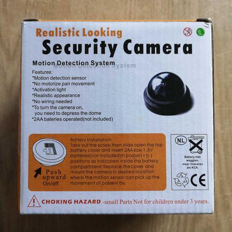 Kamera atrapa atrapa kamery