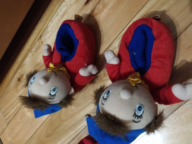 Pantufas do noddy