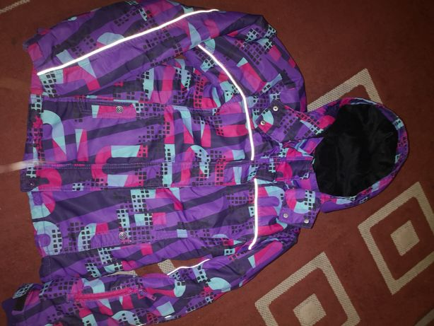 Narciarska kurtka dziewczynka 164 r