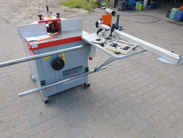 Nowa frezarka do drewna dolnowrzecionowa Holzmann FS 300 SP Stomana