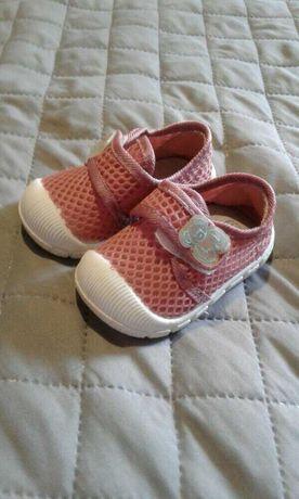 Продам обувь, мокасины Vesnoe joingolf на девочку 17 размер , 12 см