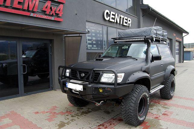 Nissan Patrol 3.0 D Bmw 300km