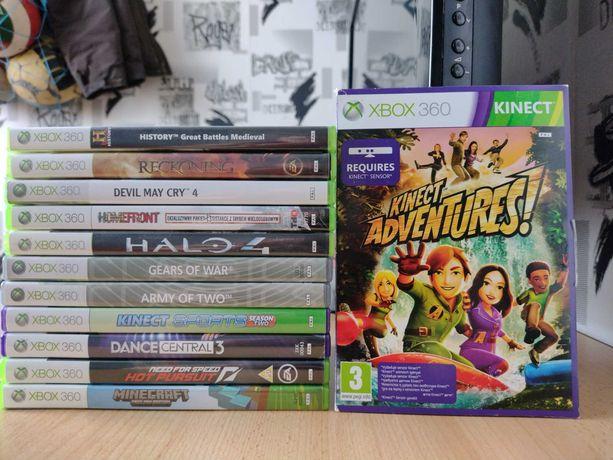 Gry Xbox 360 zamiana/sprzedaż