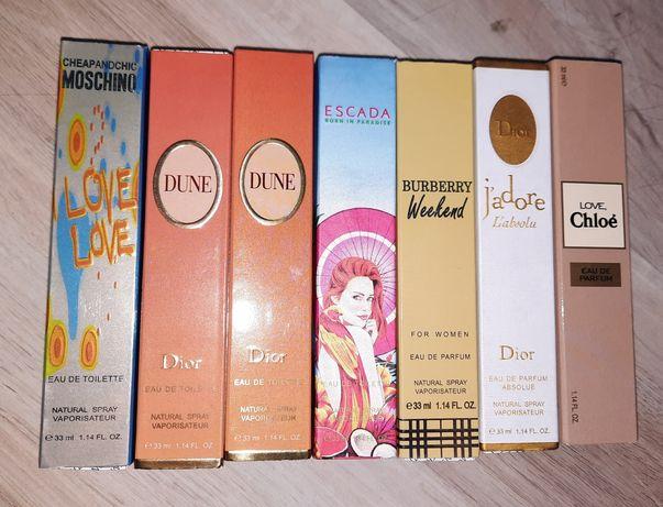 Perfumy 33 ml  orginalny zapach