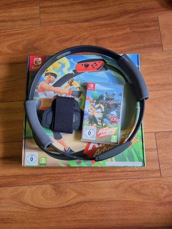 Ring fit adventure do Nintendo switch jak nowy