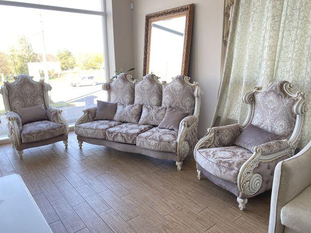 М'яка частина Барокко диван