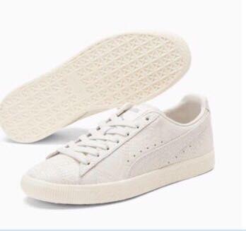 Оригінальні шкіряні кросівки PUMA