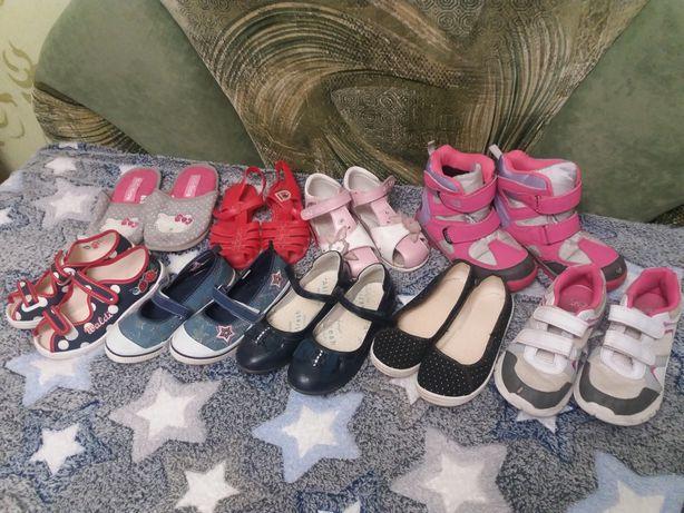 За все 850грн Обувь на девочку 29-30размер