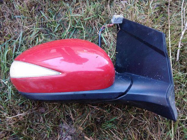 Honda Civic ufo lusterko zewnętrzne prawe kolor r81