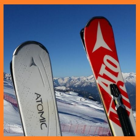 Ręczny serwis nart i snowboardów, ręcznie smarowanie i ostrzenie