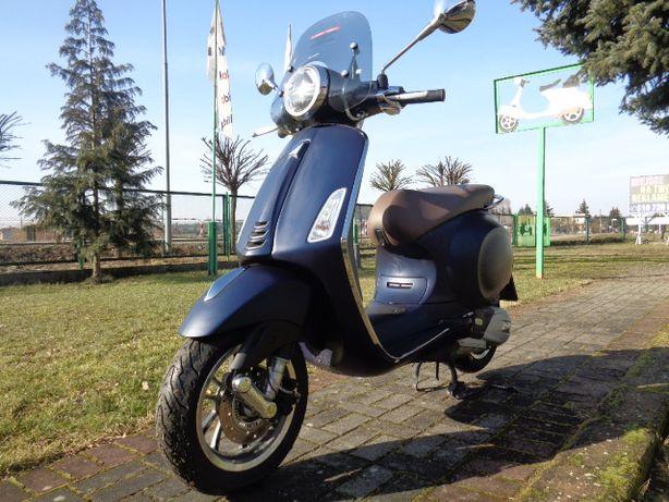 Vespa Primavera S Blue mat Limited edition 125cc 2019 SUPER TECH