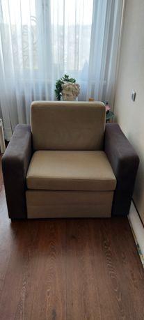 Fotel, fotel rozkładany, fotel do spania