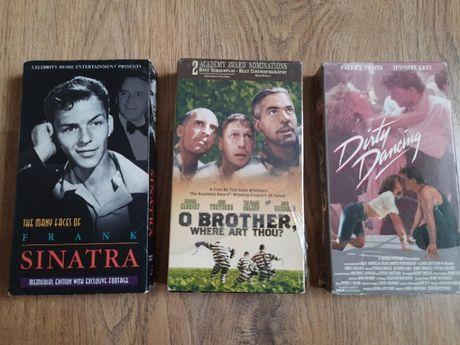 Продам оригінальні відеокасети з фільмами англійською мовою з США