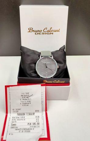 Męski zegarek Bruno Calvani. Lombard Łódź.