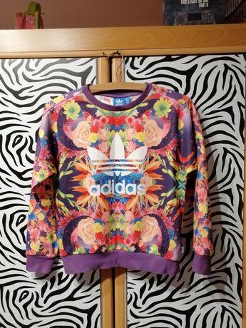 Adidas r. 140 bluza dla dziewczynki