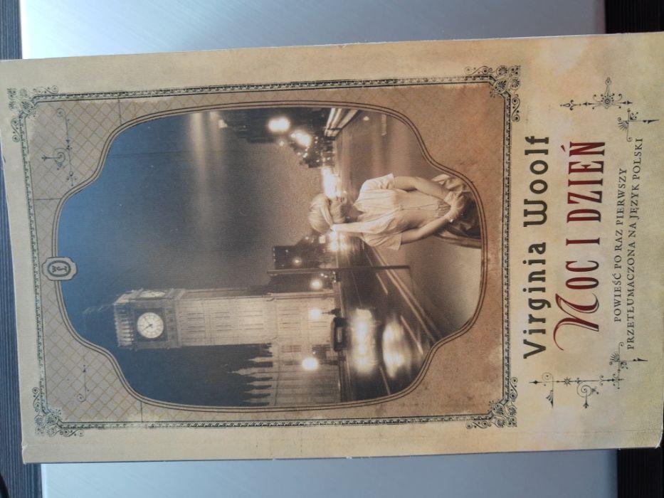 """Virginia Woolf """"Noc i dzień"""" Wałcz - image 1"""