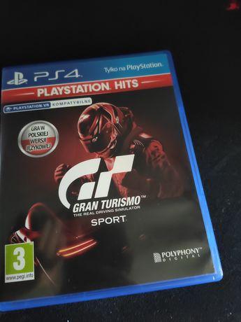 Gran Turismo. PS4