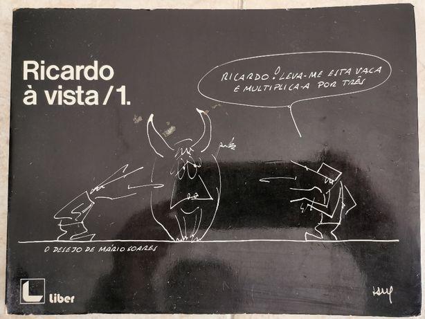 """Álbum """"Ricardo à Vista 1"""", 1979"""