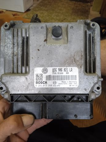 Комп'ютер  двигуна Фольксваген В6