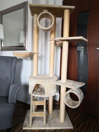 Когтеточка игровой комплекс дом для котов XXL