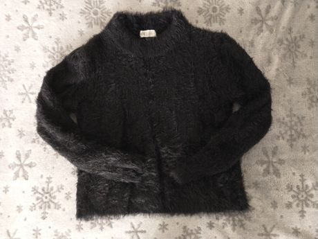 Puszysty sweter H&M r.146/152