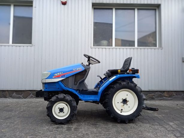 Ciągnik traktorek ISEKI TC 213