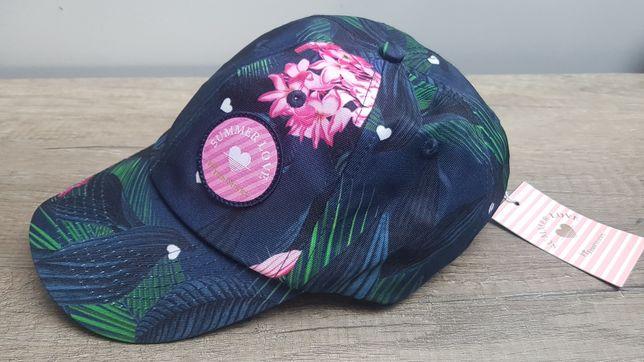 Nowa czapka z daszkiem Femi Stories