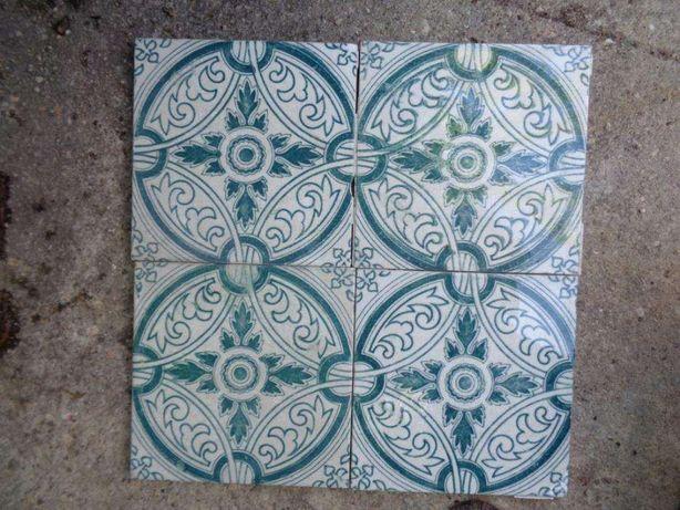 Azulejos antigos Sacavém