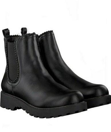 Стильные ботинки челси guess