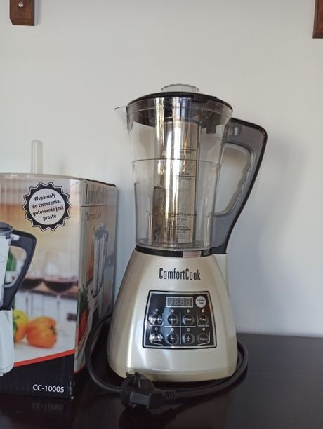 Robot kuchenny ComfortCook Thermo Cook blender, mikser
