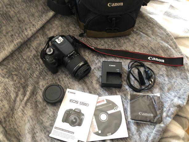Aparat Canon EOS 1200D