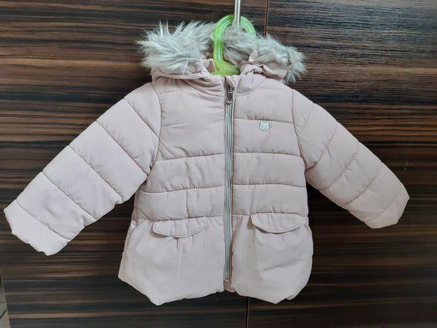 Kurtka kurteczka Zara Baby Girl rozmiar 86