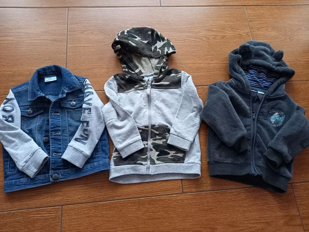 Bluza kurtka rozmiar 80