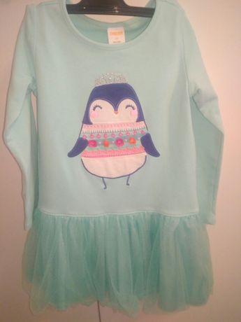 Платье Gymboree 4 t