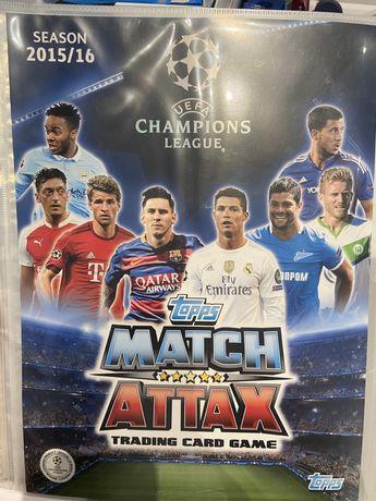 Album UEFA Champions League sezon 2015/2016