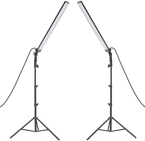 Kit de Iluminação Neewer LED - 2 Projetores NOVOS