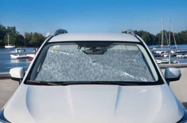 От солнца. авто зонт. car-o-sol. шторка от солнца